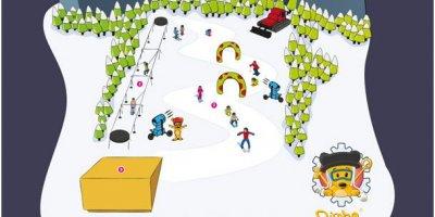 Tomek – przedszkole narciarskie